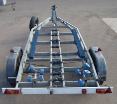 Boat Bunk Trailer 3.5 Tonne (2 Axles) - click to enlarge
