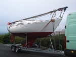 Yacht Trailer - click to enlarge