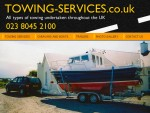 We can tow your boat for you - click to enlarge